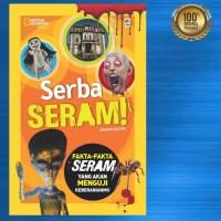 Buku Seri National Geographic Kids - Serba Seram BY CRISPIN BOYER