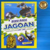 Buku National Geographic Kids - Para Jagoan Kumpulan Kisah Laki Laki