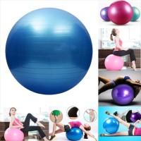 Yoga Ball 65cm Bola Pilates Fitness Gym Senam Exercise