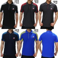 Kaos Polo Shirt Golf Tennis Sport Import Adidas 1312