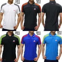 Kaos Polo Shirt Golf Tennis Sport Import Adidas 1311