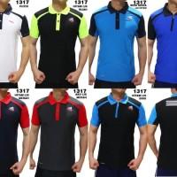 Kaos Polo Shirt Golf Tennis Sport Import Adidas 1317