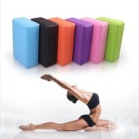 Yoga Brick Block Bantalan Balok EVA Gym Foam Workout