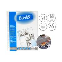 Bantex Collector Pocket Sleeve PP (10 sheets) #2159 08