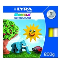 Lyra Modelling Clay 10 colours