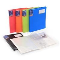 Bantex Display Book A4 60 Pockets PP #3147