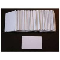 SUN PVC ID Card 0,76 White uk 8.6 x 5.4 cm (Kertas PVC INSTANT)