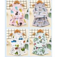 Baju Lengan Buntung Breathable Kaos Anak Umur 1-8 tahun KBAG