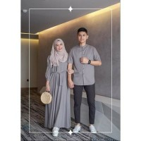 kania couple baju pasangan muslim