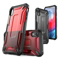 Samsung A20s Bettle Hybrid Rugged Tough Clear Armor Case Shockproof