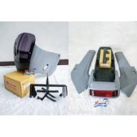 Fairing SSR Bejita Buta dan Body Kotak KR 1 Set Depan Belakang Ninja R