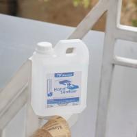 Hand Sanitizer aman tertelan, bahan food grade, standar WHO