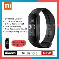 XIAOMI Mi Band 5 / Miband 5 ORIGINAL Smartwatch AMOLED ORI Miband5 - CN Version