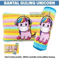 Paket Bantal Guling Anak Unicorn Pony Horse Kuda Poni Pillow Bolster