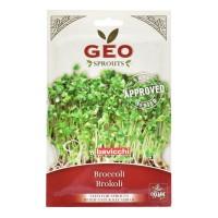 Benih Bibit Geo Microgreen Brokoli Biji Microgreens Micro Green Seed