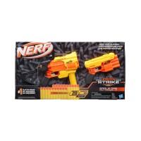 Nerf Pistol Mainan Alpha Strike Eagle Ops Pack E8704