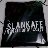 Kaos t-shirt baku SLANK / SLANKAFE NONALCOHOLICAFE / kaos kaka bimbim