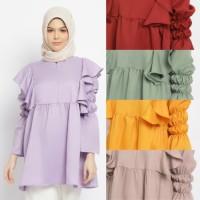ZAHRET Fayza blouse busui friendly baju atasan muslim wanita