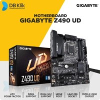 Motherboard Gigabyte Z490 UD mATX LGA1200 DDR4 HDMI - Gigabyte Z490UD