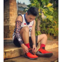 Sleeve Basket Batik Long Sleeve Elbow Support Arm Sleeve BB