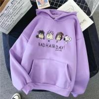 Baju pakaian sweater hoodie hudie distro anak cewek perempuan murah