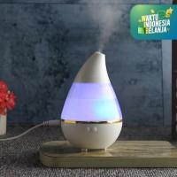 CORONG AJAIB Pelembab Ruangan Aroma Terapi Mini / Lampu Tidur 7 Warna