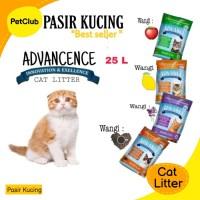 Gojek/Grab Only Pasir Kucing Advance 25 Liter