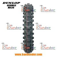 BAN DUNLOP 120/90-18 64M MX3S GEOMAX - TRAIL