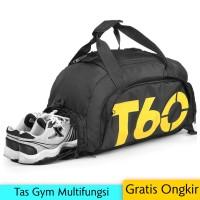 Tas Gym Olahraga Ransel Bag Multifungsi 2 in 1