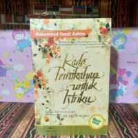 buku kado pernikahan untuk istriku karangan Muhammad fauzil adhim