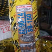 Ban Motor swallow sb 150 80 90 - 14 Tubeless