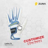 Customize Zuna Gloves Golf Ladies Fit