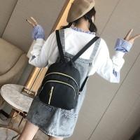 Tas ransel back pack wanita model korea import stylish fashion TC017