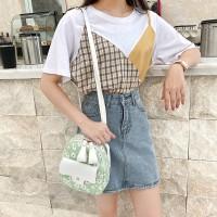 Tas ransel back pack wanita model korea TC046 mini bisa selempang