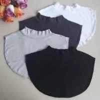 JRstore Manset Leher / Inner Leher Bahan Kaos / Dalaman Baju Wanita