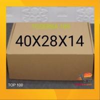 Kardus box die cut uk 40x28x14