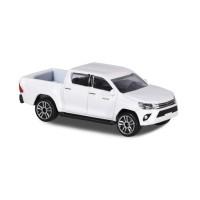Majorette Pick Up Series 3 - Toyota Hilux Revo - White