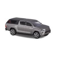 Majorette Pick Up Series 3 - Hilux Revo - Grey