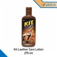 Kit Leather Care Lotion 275 ml Perawatan Sarung Jok Bahan Kulit