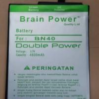 Baterai batre bt Xiomi Redmi 4 Pro Prime / BN40 double ic brain power