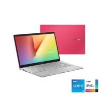 Asus Vivobook S433EQ   i7-1165G7 8GB 512GB SSD W10 OHS MX350 - Merah