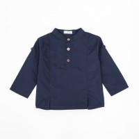 Wola Navy - Baju Koko Anak