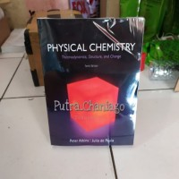 Physical Chemistry Thermodynamics Structure and Change 10th Atkins 10