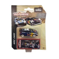 Majorette WRC Deluxe Ford J Ingrassia
