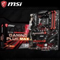 Motherboard AMD MSI B450 GAMING PLUS MAX (AM4, B450 , DDR4)