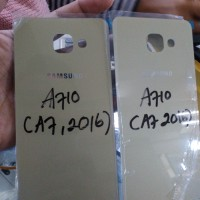 Back Cover/Back Door Samsung A710/A7 2016 (Gold).