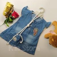 Baju Dress Levis Bayi Dress Levis Denim Anak Perempuan Dress Anak LOL