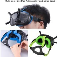 Eye Pad Adjustable Head Strap Band for DJI FPV Combo Goggles