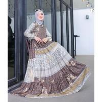 Baju Muslim Wanita Terbaru Remaja Gamis Wanita Syari Modern Murah