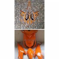 Full body halus beat karbu lama orange plus striping 2008 - 2010